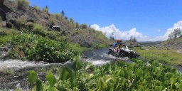 Bicol ATV Adventure with Ms Daragang Magayon