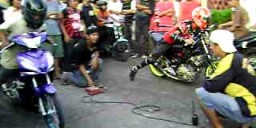 Bicol Motorcycle Drag Race